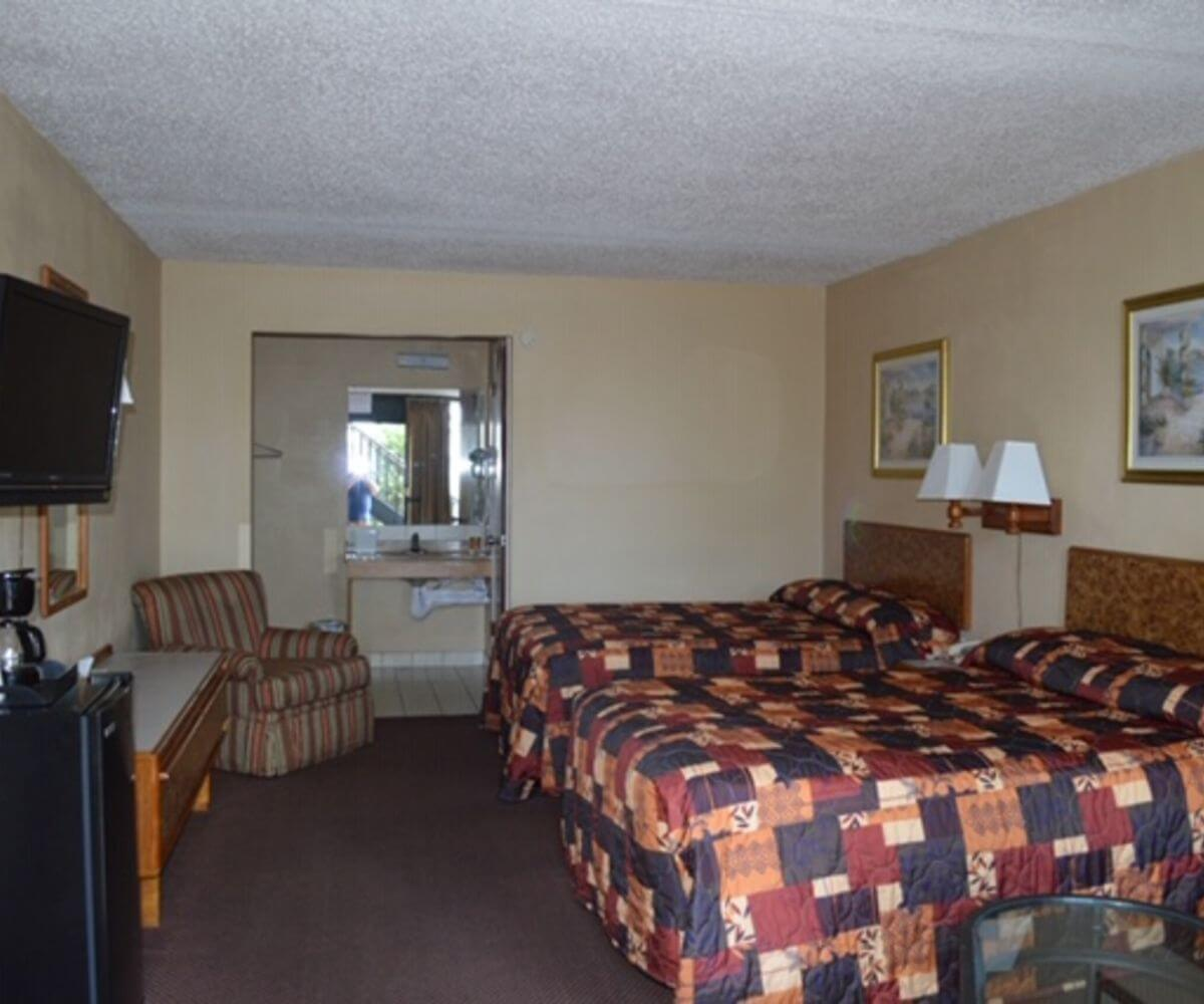 Accessibility Room Double Beds